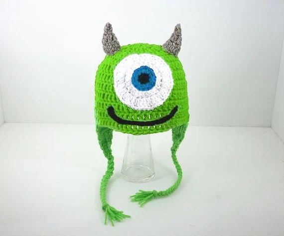 Monster's Inc Mike Wasowski from CutieHats