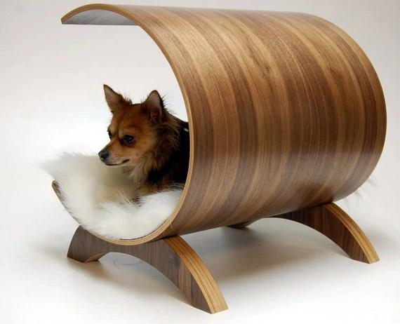 Собака стручок гостиной - Орех