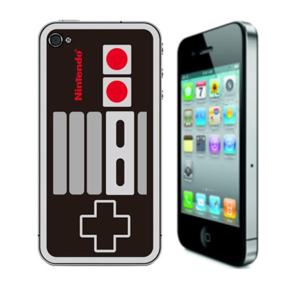 B U Y 2 get 1 F R E E decal'   cell phone decal sticker cover AT&T Version  Skin--------Retro NES Game Controller