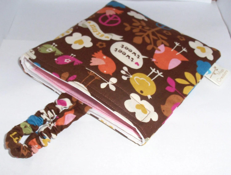 Reusable, Eco-friendly Sandwich Bag - Tweet Peace