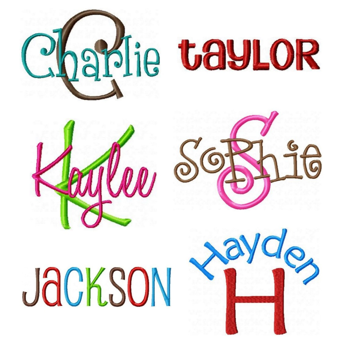 Download FUN EMBROIDERY FONTS - EMBROIDERY DESIGNS