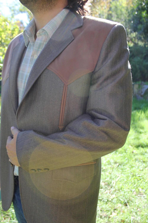 Circle S Vintage Western Jacket