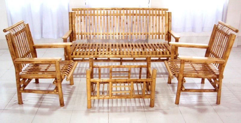 The processing of bamboo can also release vocs but the sector is regulated separately from wooden furniture manufacturers, so it has not faced. Bamboo Sofa Set by Tripura Forest Development & Plantation ...