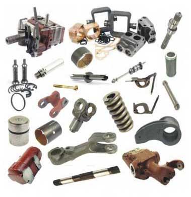 Renault Tractor Spare Parts