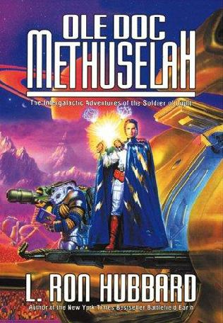 book cover of Ole Doc Methuselah by L Ron Hubbard