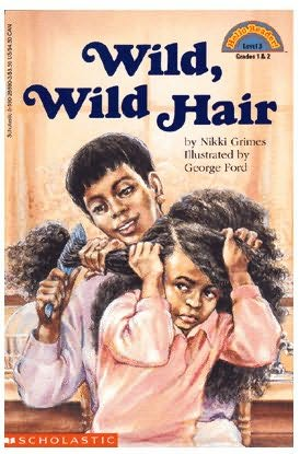 wild, wild hair book cover