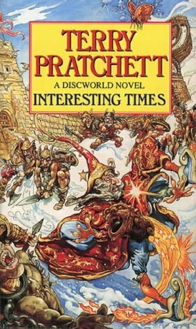 Interesting Times: A Discworld Novel by Terry Pratchett