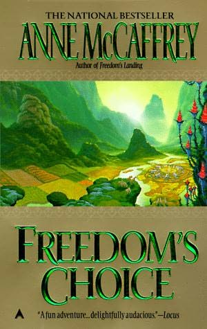 book cover of   Freedom's Choice    (Catteni, book 2)  by  Anne McCaffrey