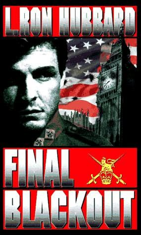 book cover of Final Blackout by L Ron Hubbard