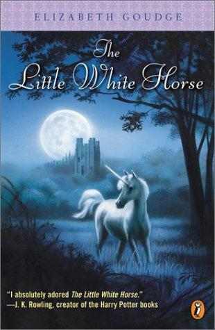 book cover of The Little White Horse byElizabeth Goudge
