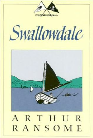 book cover of   Swallowdale    (Swallows and Amazons)  by  Arthur Ransome