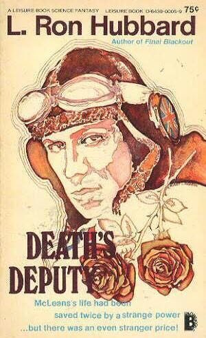 book cover of   Death's Deputy   by  L Ron Hubbard