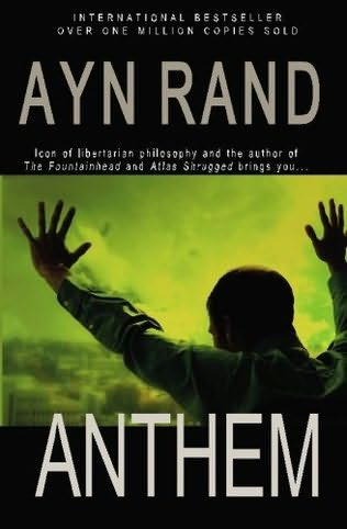 book cover of   Anthem   by  Ayn Rand