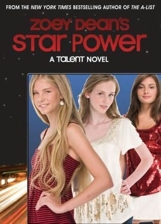 book cover of  Star Power   (Talent, book 3) by Zoey Dean