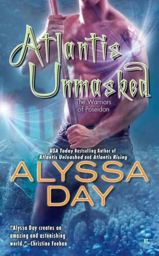 book cover of   Atlantis Unmasked    (Warriors of Poseidon, book 6)  by  Alyssa Day