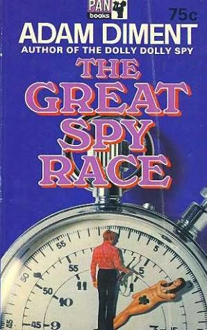 1968 Pan paperback edition of The Great Spy Race