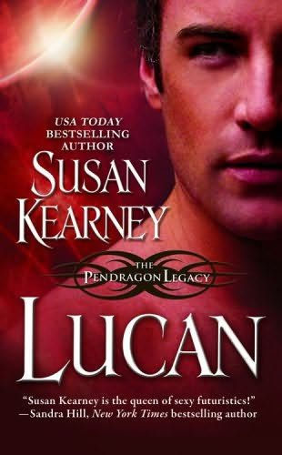 book cover of  Lucan   (Pendragon Legacy, book 1) by Susan Kearney