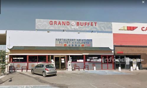grand buffet wok 中国酒店 feinfood com nimes france