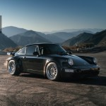 Wallpaper Porsche Classic Black With 964 Turbo Clear Hre Brushed 303 Images For Desktop Section Porsche Download