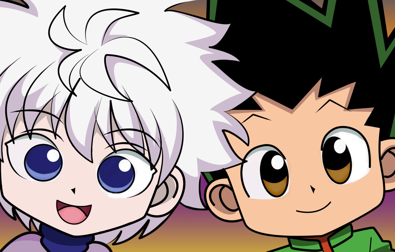 As it is, the samsung galaxy s is a welcome addition to the superphone category, proving to be a great multimedia handset that can only get better price when reviewed tbc as it is, the samsung galaxy s is a welcome addition to the superphon. Wallpaper Killua, Gon, HUNTERxHUNTER images for desktop ...