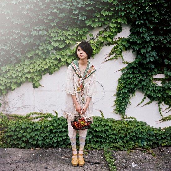 林依婷專輯主打歌《像孩子一樣》內地首發_娛樂_騰訊網
