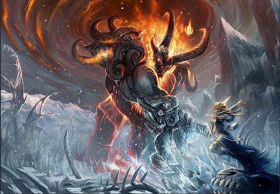 魔獸世界女英雄:最接近神的法師——艾格文_游戲_騰訊網