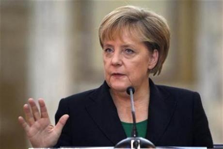 德國總理默克爾今起訪華 欲邀中國購歐債買客機_新聞_騰訊網