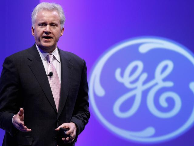 通用電氣CEO:通用電氣將躋身十大軟件公司之列_科技_騰訊網