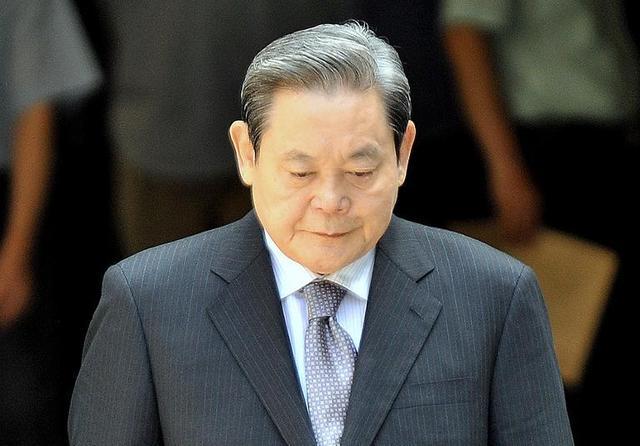 Image result for 三星集团会长李健熙