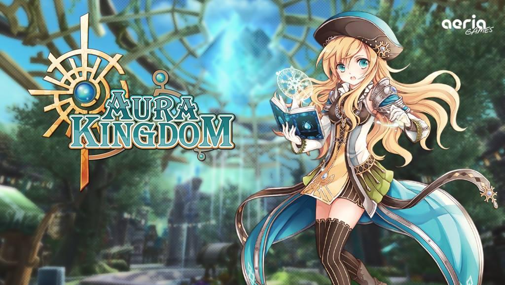 Aura Kingdom : Les Classes, Description et Gameplay