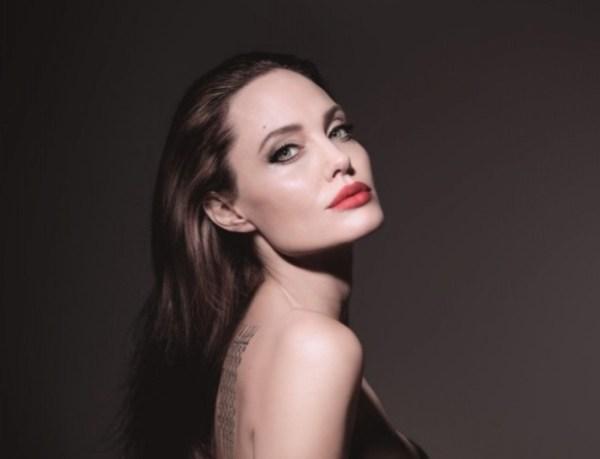 Как выглядит Анджелина Джоли август 2018: актриса с детьми ...