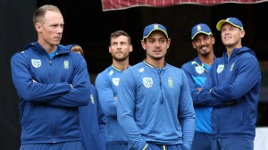 """South Africa has """"a series of tours against India,"""" says Graeme Smith"""