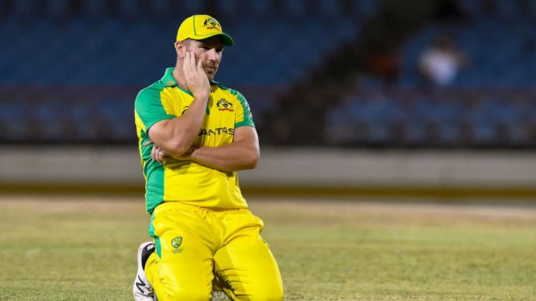 Watch Finch admits pandemic threw Australia's T20 World Cup plans 'out the window' – ESPN Cricket News