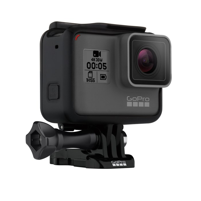 19132343120130 - GoPro lança novas câmeras Hero5 Black e Hero5 Session