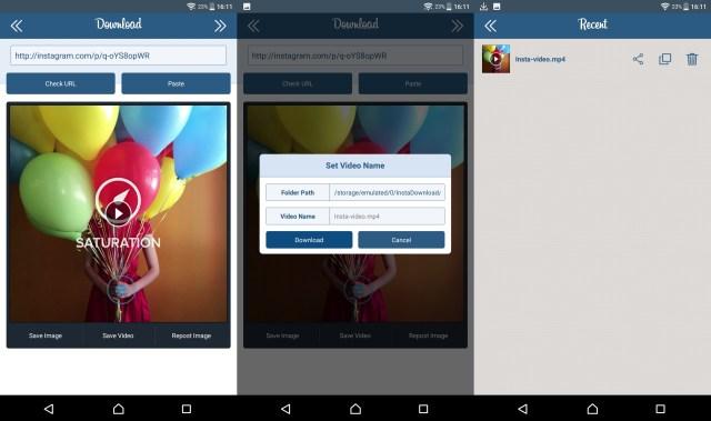 Aprenda a baixar os vídeos do Instagram no seu celular ou na web