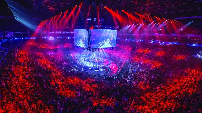 eSports vem atraindo milhares de telespectadores e fans