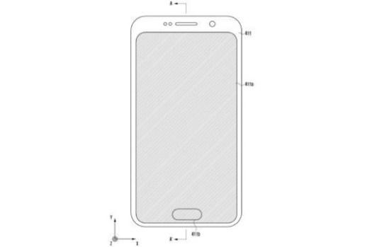 Patente Galaxy Note 9
