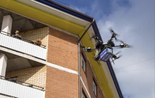 drone rússia
