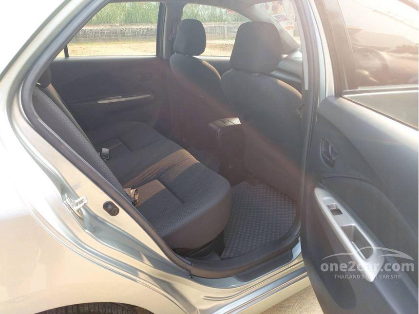 Toyota Vios 2008 E 1 5 In กรุงเทพและปริมณฑล Automatic