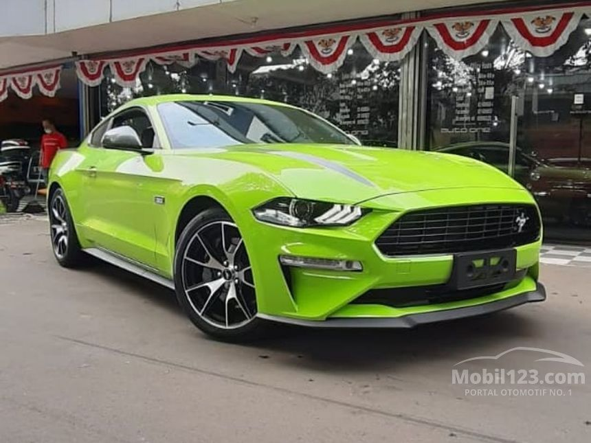 Since 1964, the ford mustang has created a huge gathering of loyal fans. Jual Mobil Ford Mustang 2020 2 3 Di Dki Jakarta Automatic Fastback Hijau Rp 1 495 000 000 7015235 Mobil123 Com