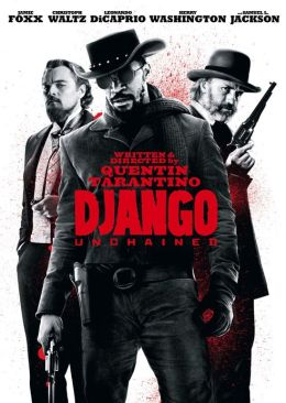 DVD cover for Django Unchained