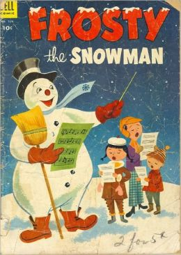 Frosty The Snowman Number 514 Childrens Comic Book By Lou