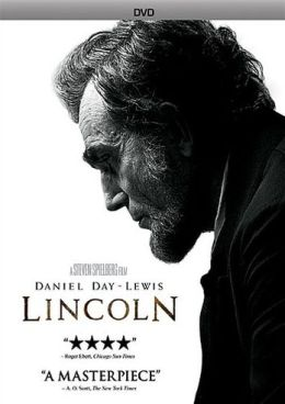 DVD cover for Lincoln