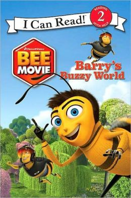 Bee Movie Barrys Buzzy World I Can Read Level 2 By Jennifer Frantz 9780061251696