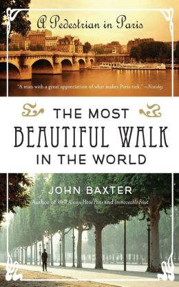book cover for The Most Beautiful Walk in the World