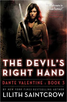 The Devils Right Hand Dante Valentine Series 3 By