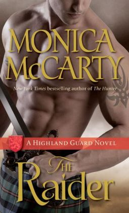 The Raider (Highland Guard Series #8)
