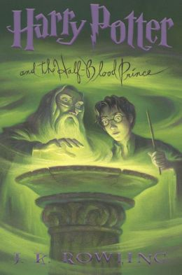 Harry Potter and The Half Blood Prince by J. K. Rowling