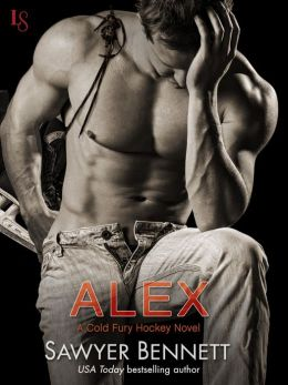 Alex: A Cold Fury Hockey Novel