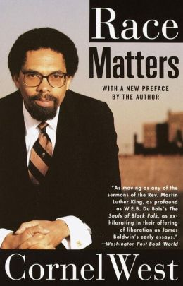 book cover for Race Matters